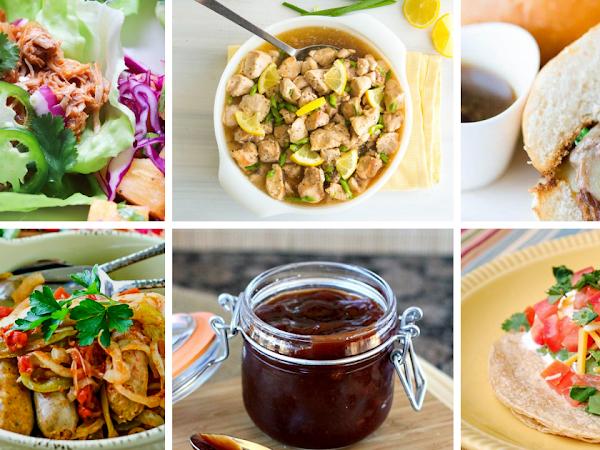20 Summer Crockpot Recipes!