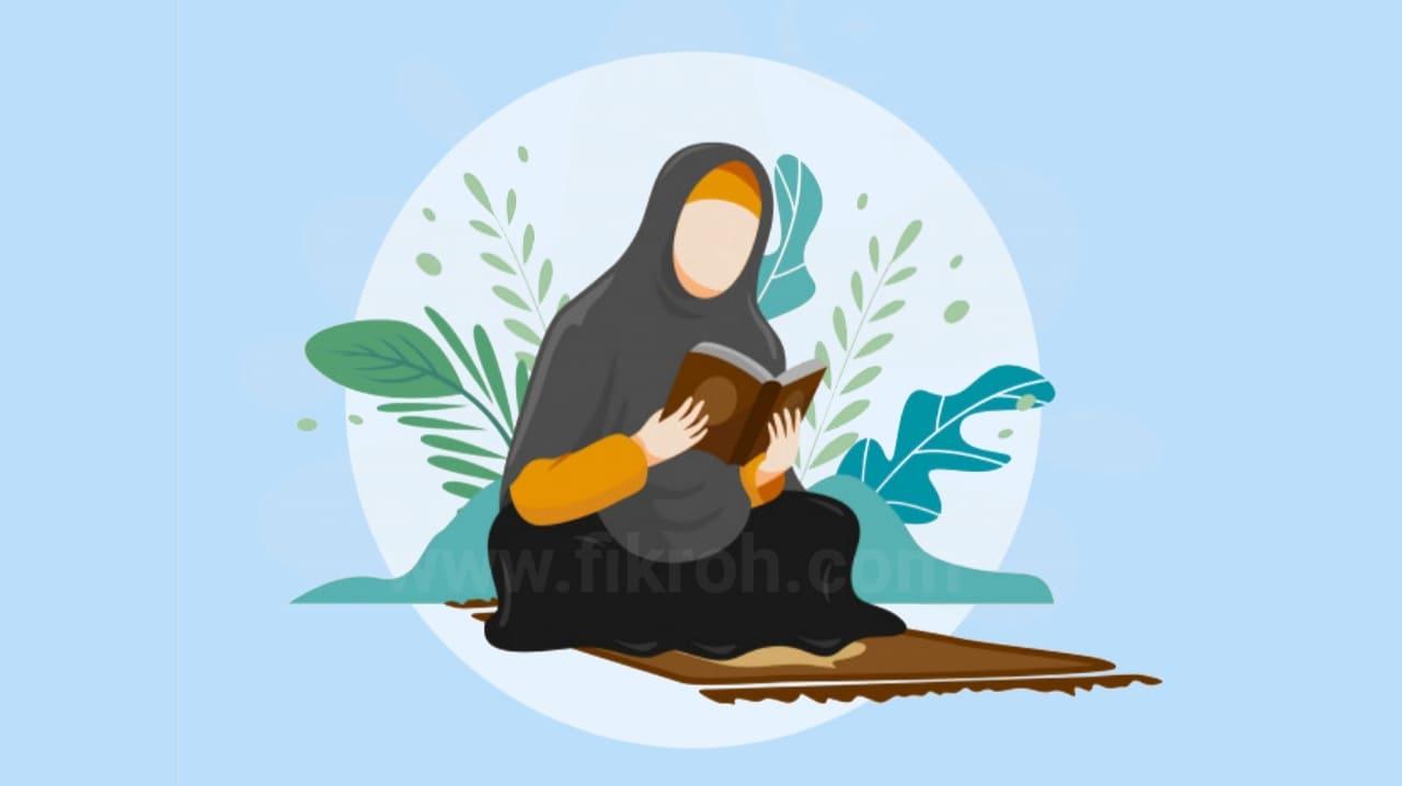 9 Amalan Sunnah yang Boleh Dikerjakan Wanita Haidh