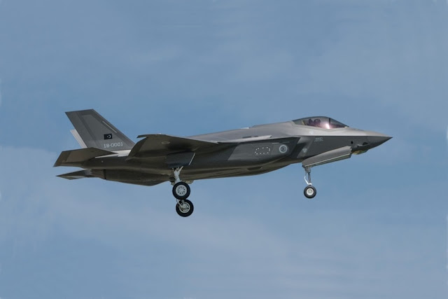 US grounds Turkish F-35 pilots