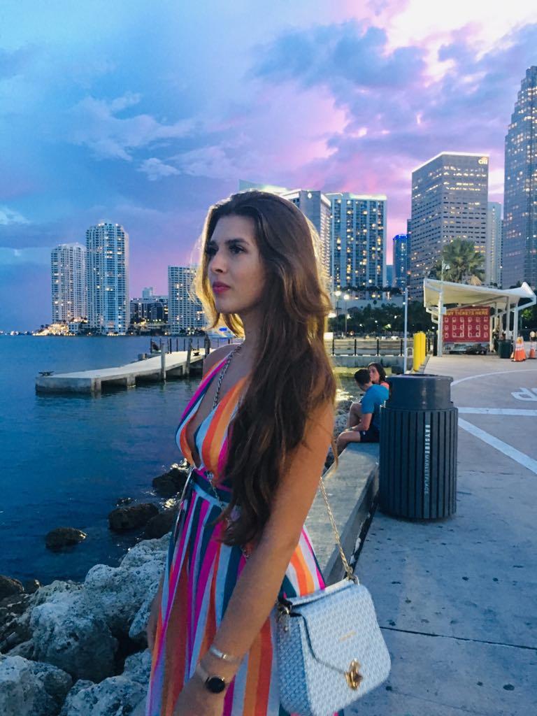 """Powiedziałam """"tak"""" w Miami"""