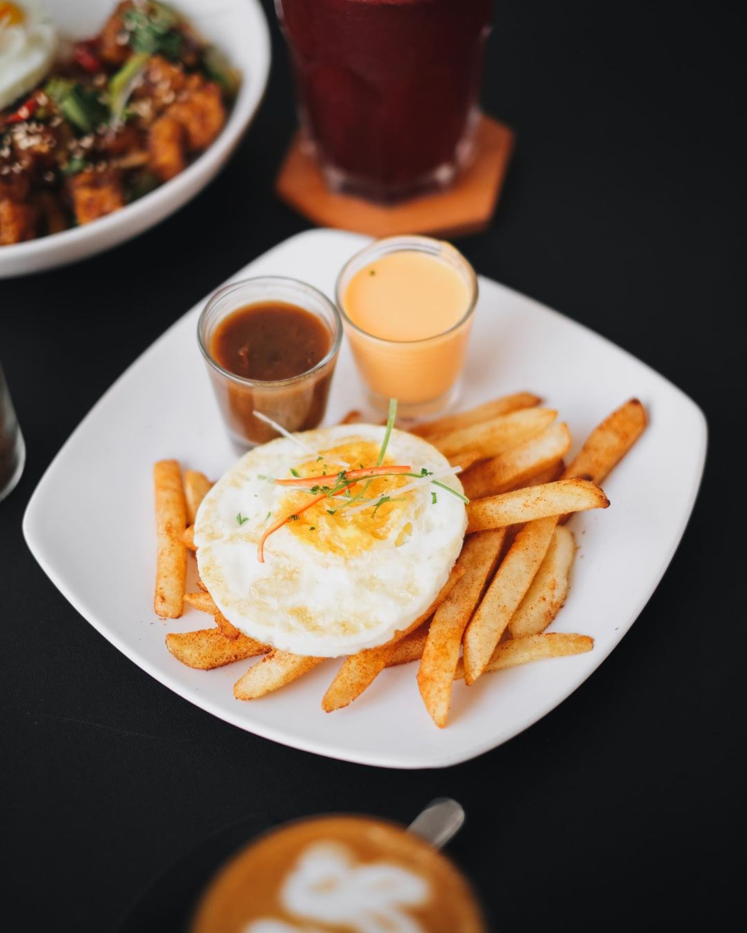 Makanan Labore Coffee Eatery Malang