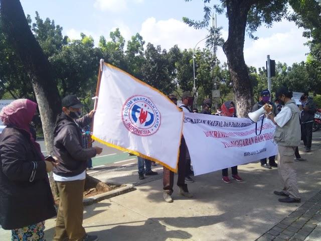 Pendataan Bantuan PSBB Amburadul, FWJ Kritik Keras Pemprov DKI