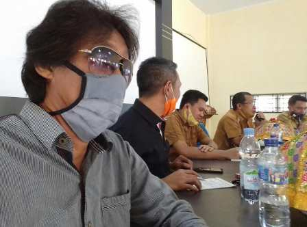 Ketua Komisi A DPRD Makassar, Supratman :Insentif  RT dan RW Tak Perlu Indikator