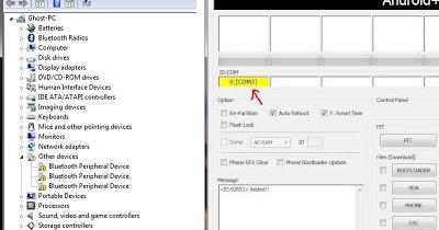 tuto android: Télécharger et installer les drivers pour