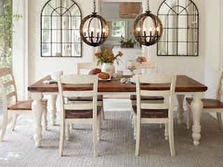 Meja Makan agar Keluarga Tetap Harmonis