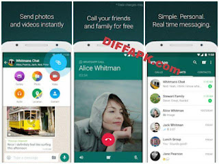 WhatsApp Messenger Apk v2.20.152 Mod [Dark With Privacy]