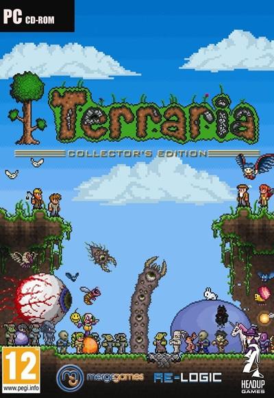 โหลดเกมส์ Terraria