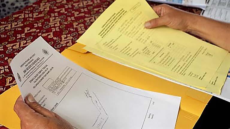 Contoh SKUMPTK Untuk Tunjangan Keluarga PNS Dan CPNS Terbaru