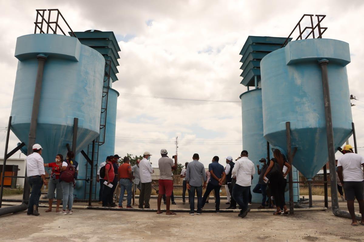 hoyennoticia.com, Rehabilitarán línea antigua del acueducto de Camarones
