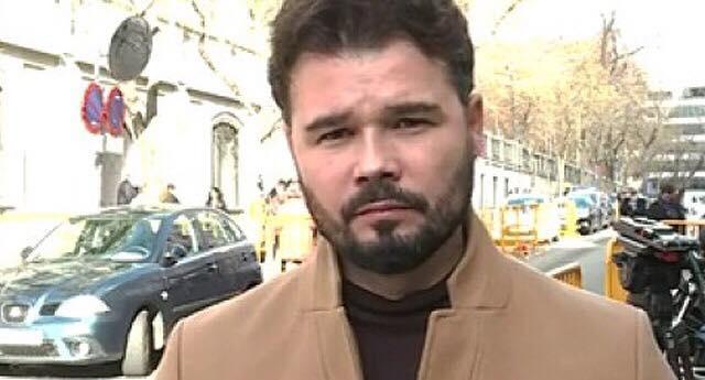 Los tuits de Gabriel Rufian sobre  El Debate en RTVE