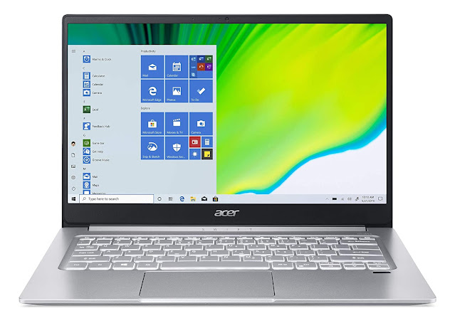 "Acer Swift 3 14"", i5 11th Gen/16 GB RAM/512GB SSD"