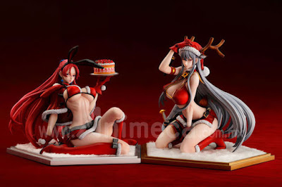 Figuras Selvaria Bles/Juliana Eberhardt X'mas Party Set Valkyria Chronicles DUEL (Senjou no Valkyria)