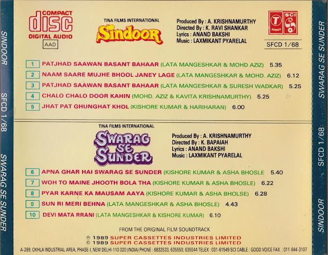 Download Sindoor [1987-MP3-VBR-320Kbps] Review