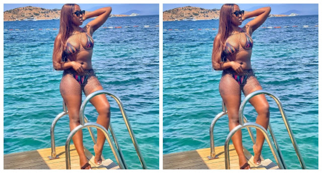 Check out Actress Beverly Naya as she flaunts her body in new photos