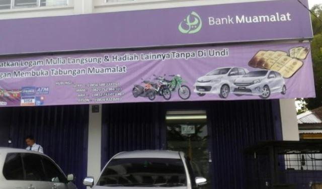 Alamat Lengkap dan Nomor Telepon Bank Muamalat di Lampung