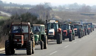 Ανακοίνωση Σωματείου Γεωπόνων Ι/Υ για τις αγροτικές κινητοποιήσεις