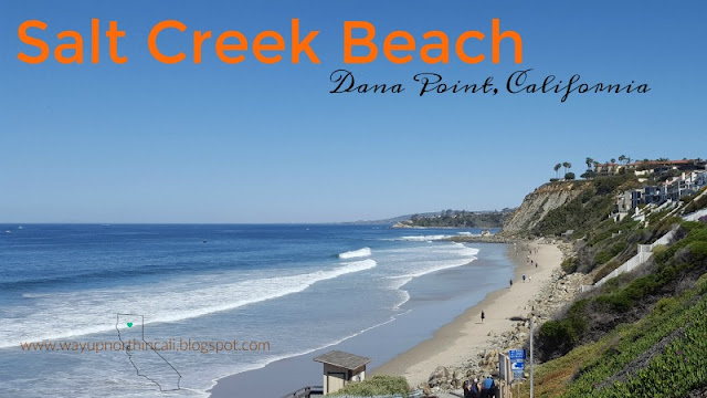 Salt Creek Beach, Dana Point, California www.wayupnorthincali.blogspot.com