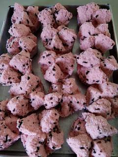 Resep Cara Membuat Bolu Kukus Bintik