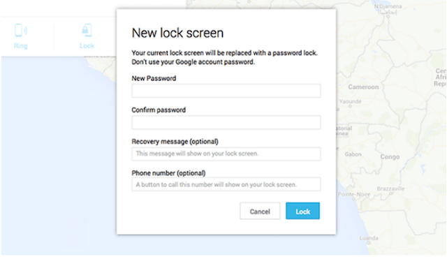 Cara Menggunakan Android Device Manager 5