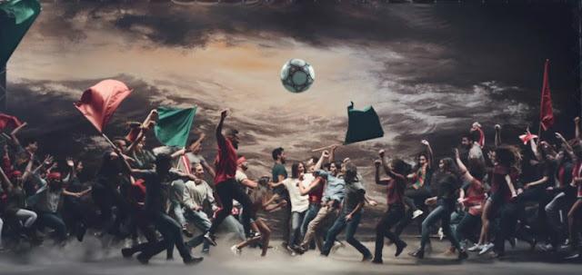 Nasionalisme dan Sepak Bola!