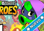 Plants Vs Zombies Heroes: Desafio 2 juego