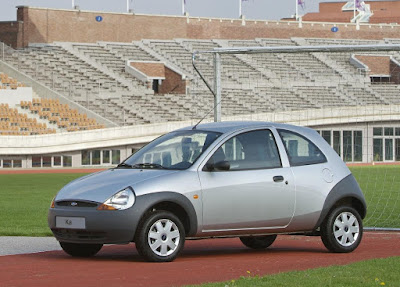 The ford Ka, a timeless design?