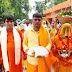 श्री विष्णु भगवान मंदिर के शिलान्यास हेतु हुआ भूमि - पूजन