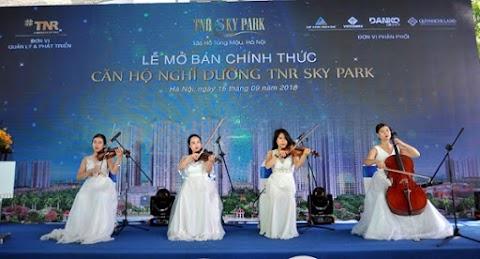 Vừa mở bán, TNR Sky Park đã gây sốt thị trường phía Tây Hà Nội