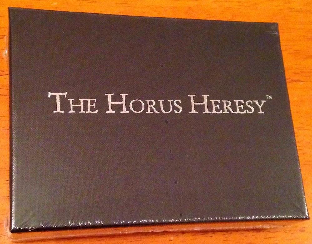 Warpstone Flux: Horus Heresy Army List Building: Basics