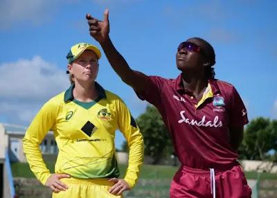 AU-W tour of WI 2019 WI-W vs AU-W 2nd T20I Match Cricket Tips