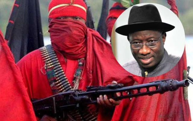 Jonathan: MEND out to assassinate me