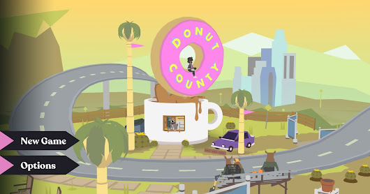 Donut County | PS4 Review