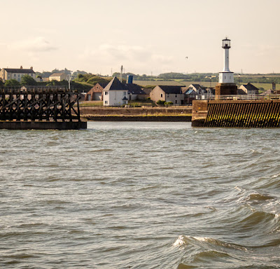 Photo of leaving Maryport