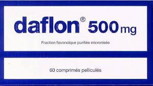 سعر ودواعى إستعمال دواء دافلون Daflon أقراص مقوية للأوعية الدموية