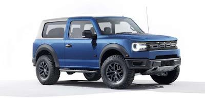 2021 Ford Bronco: ce que nous savons jusqu'à présent