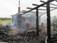 (ФОТО)29 августа 2019 года в селе Талица произошел пожар.