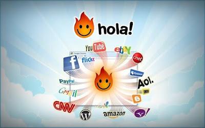 إضافة-Hola-لفتح-المواقع-المحجوبة