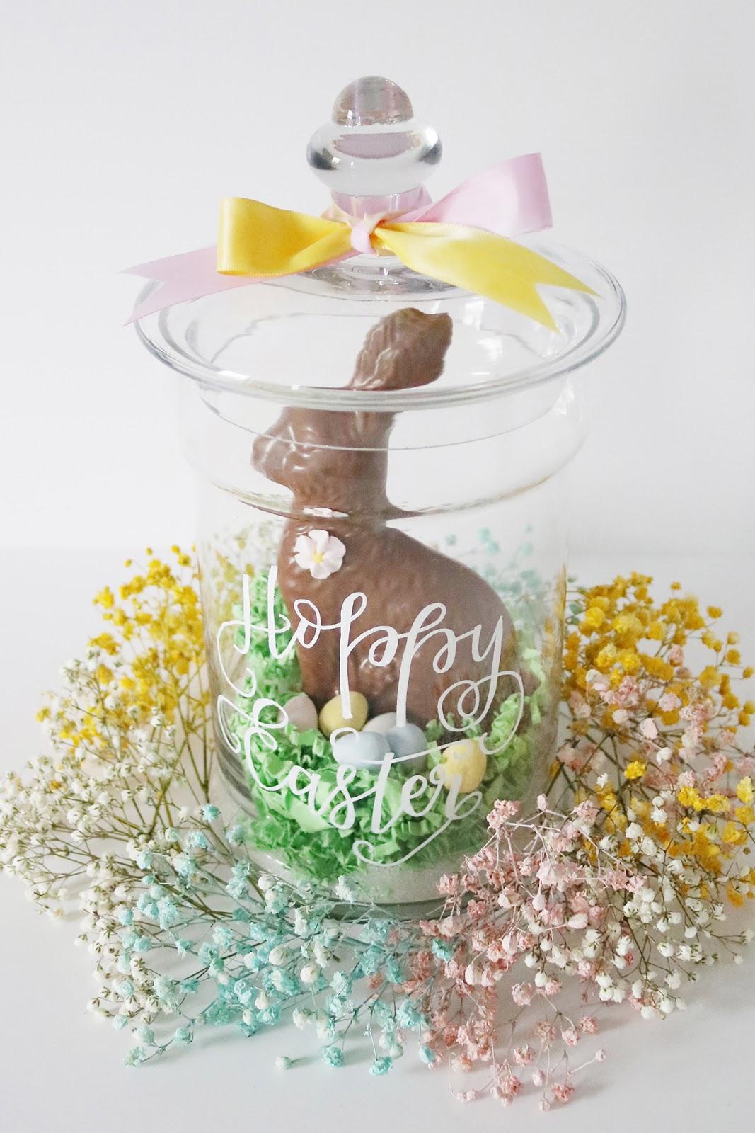 Oh Hoppy Day ... Easter centrepiece inspiration | Creative Bag