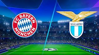 مشاهدة مباراة بايرن ميونخ ضد لاتسيو 17-03-2021 بث مباشر في دوري أبطال أوروبا