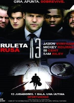 13 Ruleta Rusa [DvdRip] [Latino] [Mega]