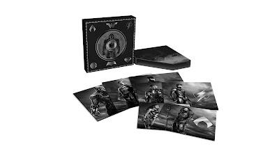 Zack Snyder's Justice League Soundtrack 7LP Box Set by Mondo