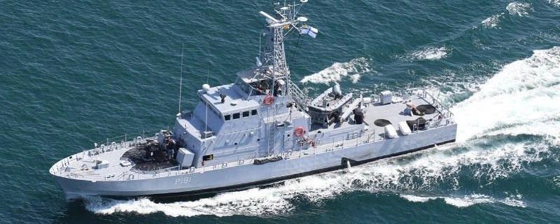 ДПЦК захистив технічний проєкт модернізації катерів типу Island для ВМС України