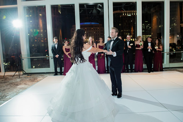 first dance at dr. phillips center