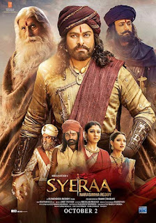 Download Sye Raa Narasimha Reddy (2019) Hindi Dubbed 720p HDRip