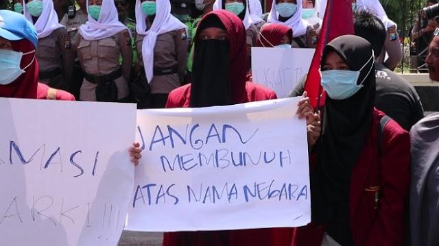 2 Mahasiswa Meninggal, Aktivis Muhammadiyah Tuntut Kapolri Tito Mundur