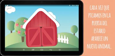 Las 3 mejores apps infantiles de animales de la granja