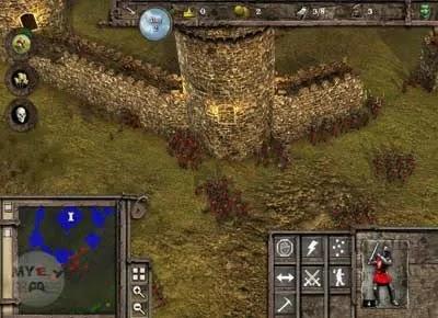 ماذا عن تحميل لعبة صلاح الدين 3 للكمبيوتر Stronghold الأصلية مجانًا