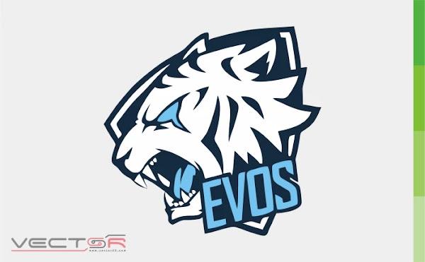 EVOS Esports Logo - Download Vector File CDR (CorelDraw)
