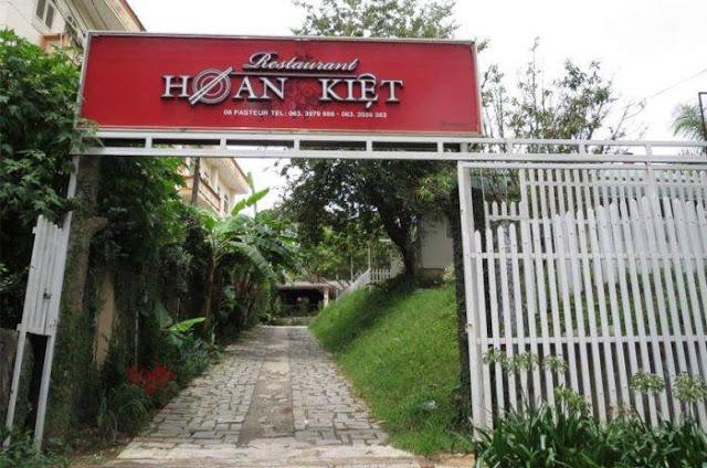 Nhà hàng Hoàn Kiệt