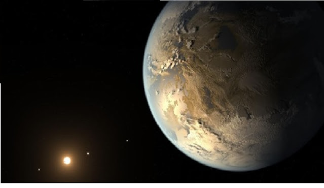 These alien planets may be more habitable for life than our own Earth